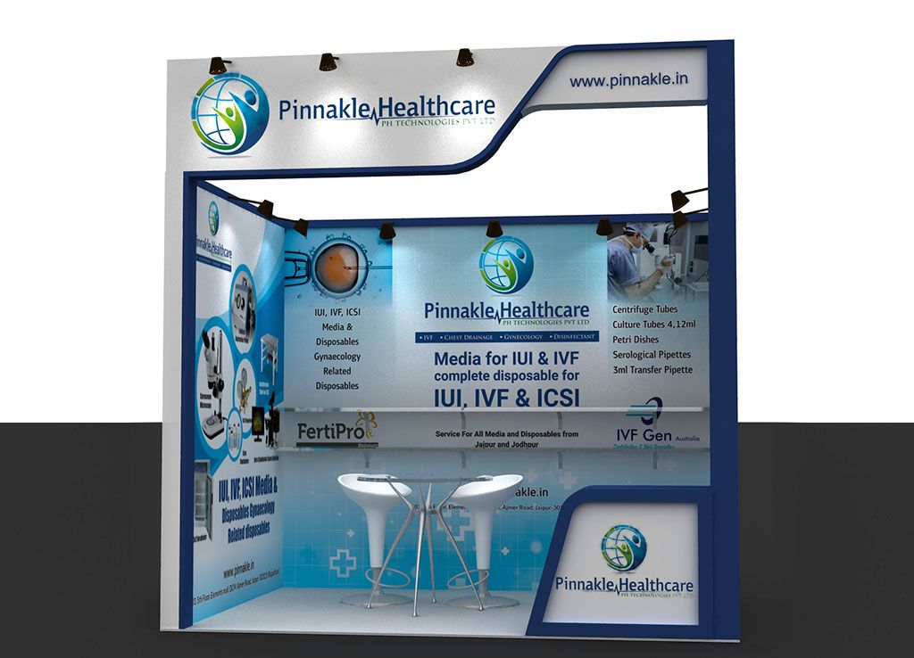 Exhibition Stall Design Company India
